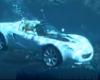 まさにボンドカー!海中を突き進む、水陸両用のオープンカー「sQuba」